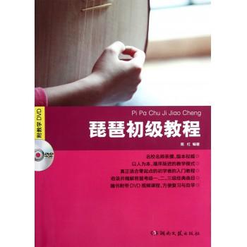 琵琶初级教程(附光盘)