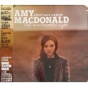 CD艾米麦当劳美丽光芒下的生活