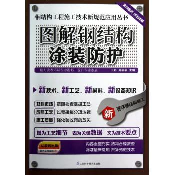 图解钢结构涂装防护/钢结构工程施工技术新规范应用丛书