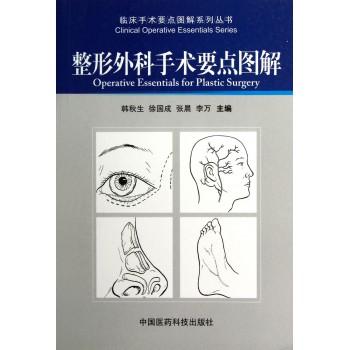 整形外科手术要点图解/临床手术要点图解系列丛书