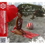 CD蔻比·凯蕾沙滩上的圣诞节