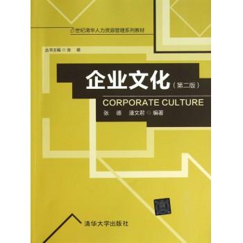企业文化(第2版21世纪清华人力资源管理系列教材)