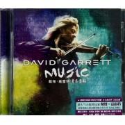 CD戴维·嘉雷特音乐圣殿