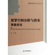犯罪空间分析与治安系统优化/中国书籍文库