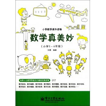 数学真美妙(小学5-6年级)/小学数学课外读物