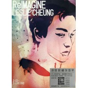 CD+DVD ReIMAGINE LESLIE CHEUNG浮想联翩张国荣(4碟装)
