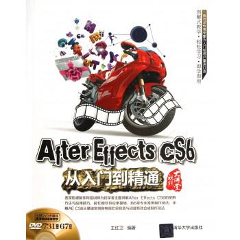 After Effects CS6从入门到精通(附光盘)/视频大讲堂