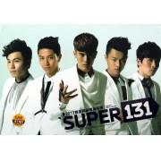 CD SUPER131 2013首张同名迷你专辑