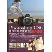 Photoshop CS6婚纱数码照片处理达人秘笈(附光盘)