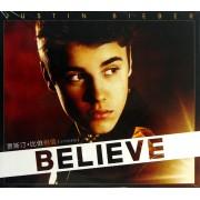 CD+DVD贾斯汀·比伯相信<豪华精装版>(2碟装)