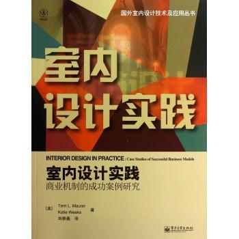 室内设计实践(商业机制的成功案例研究)/国外室内设计技术及应用丛书