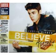 CD贾斯汀·比伯相信原音版+新歌