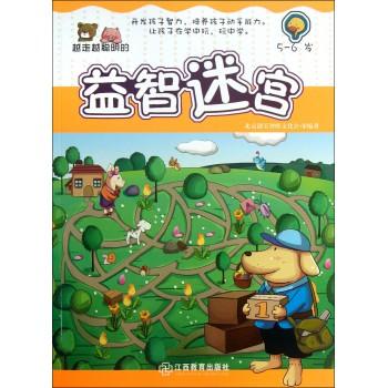 越走越聪明的益智迷宫(5-6岁)