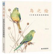 鸟之绘(38种鸟的色铅笔图绘)