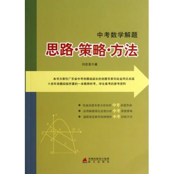 中考数学解题(思路策略方法)