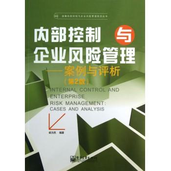 内部控制与企业风险管理--案例与评析(第2版)/迪博内部控制与企业风险管理系列丛书