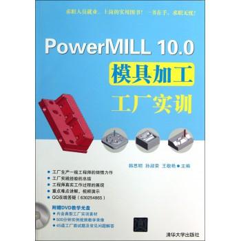 PowerMILL10.0模具加工工厂实训(附光盘)