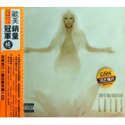 CD欧美销量冠军榜克莉丝汀(莲花豪华版)