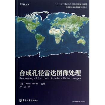 合成孔径雷达图像处理/空间射频信息获取新技术丛书