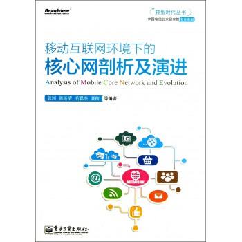 移动互联网环境下的核心网剖析及演进/转型时代丛书