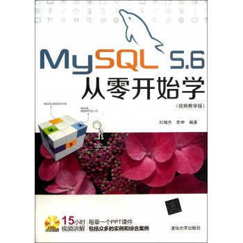 MySQL5.6从零开始学(附光盘视频教学版)