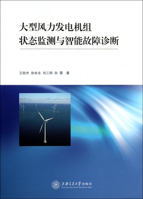 大型风力发电机组状态监测与智能故障诊断
