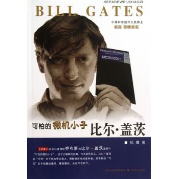 可怕的微机小子比尔·盖茨
