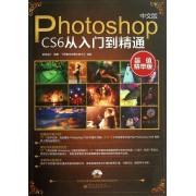 中文版Photoshop CS6从入门到精通(附光盘超值精华版)