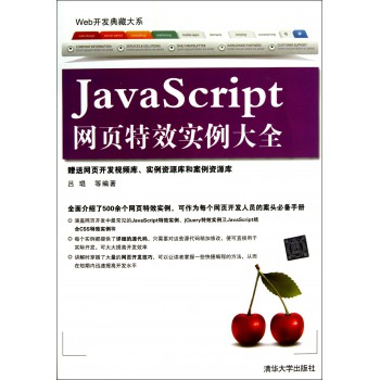 JavaScript网页**实例大全/Web开发典藏大系