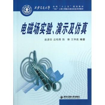 电磁场实验演示及仿真(西安交通大学本科十二五规划教材)