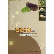 五光十色(含氧盐矿物家族)/中国大百科全书普及版