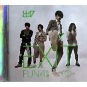 CD FUN4乐团EXIT出口