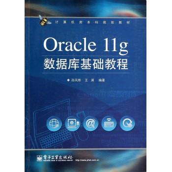 Oracle11g数据库基础教程(计算机类本科规划教材)