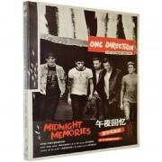 CD One Direction午夜回忆豪华写真版(新索)
