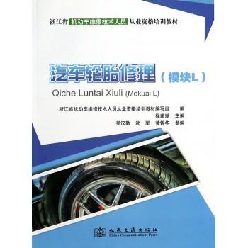 汽车轮胎修理(模块L浙江省机动车维修技术人员从业资格培训教材)