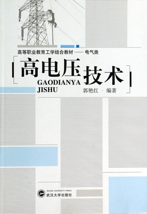 高电压技术(电气类高等职业教育工学结合教材)
