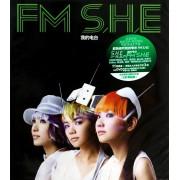 CD+DVD S.H.E我的电台(2碟装)