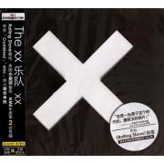 CD The xx乐队首张专辑xx