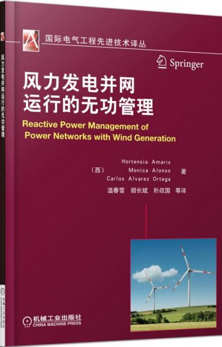 风力发电并网运行的无功管理/国际电气工程先进技术译丛
