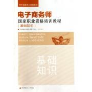 电子商务师国家职业资格培训教程(用于国家职业技能鉴定基础知识)