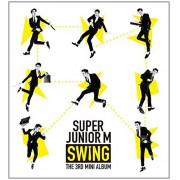 CD SUPER JUNIOR M SWING嘶吼