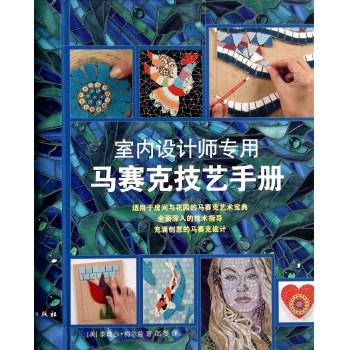 室内设计师专用马赛克技艺手册(精)
