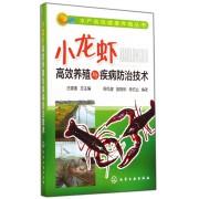 小龙虾高效养殖与疾病防治技术/水产高效健康养殖丛书