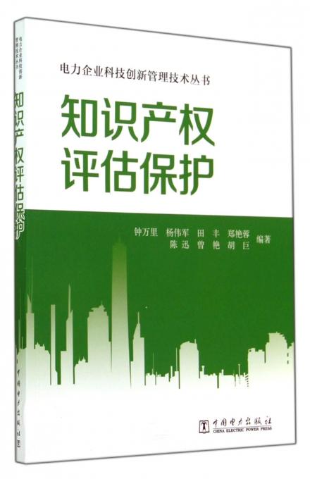 知识产权评估保护/电力企业科技创新管理技术丛书