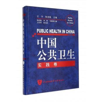 中国公共卫生(实践卷)(精)