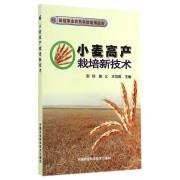 小麦高产栽培新技术(新型职业农民科技培训教材)