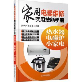 家用电器维修实用技能手册(热水器电磁炉小家电)