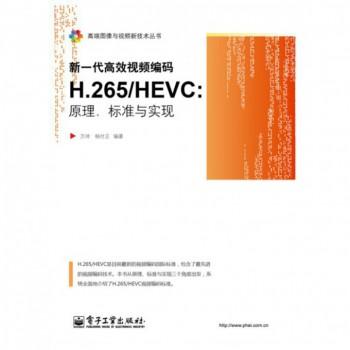 新一代高效视频编码H.265\HEVC--原理标准与实现/**图像与视频新技术丛书