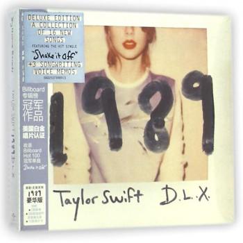 CD泰勒·史薇芙特1989豪华版
