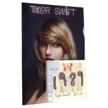 CD泰勒·史薇芙特1989豪华版(附文件夹)